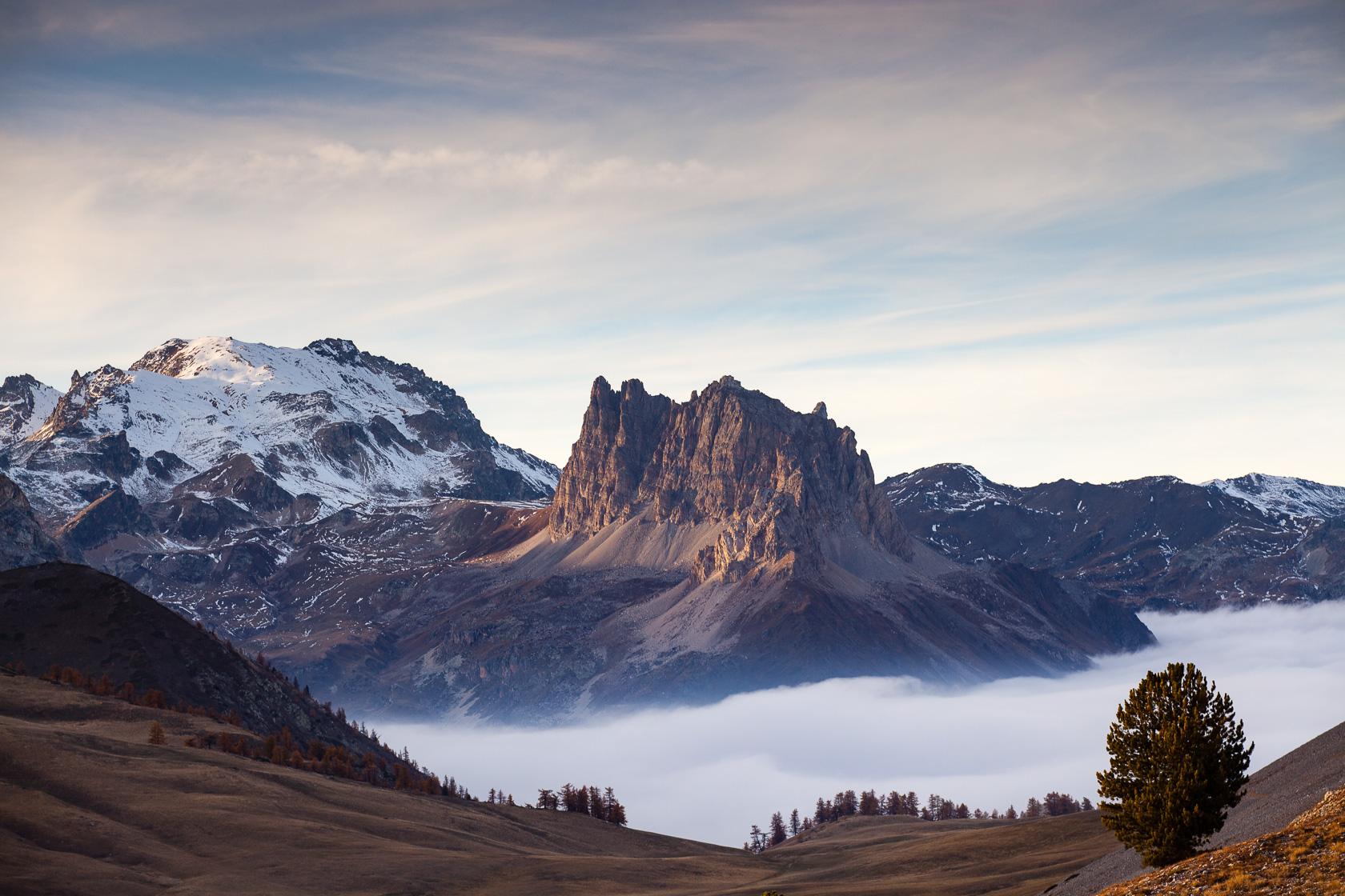 Le Mont Thabord et le Grand Séru