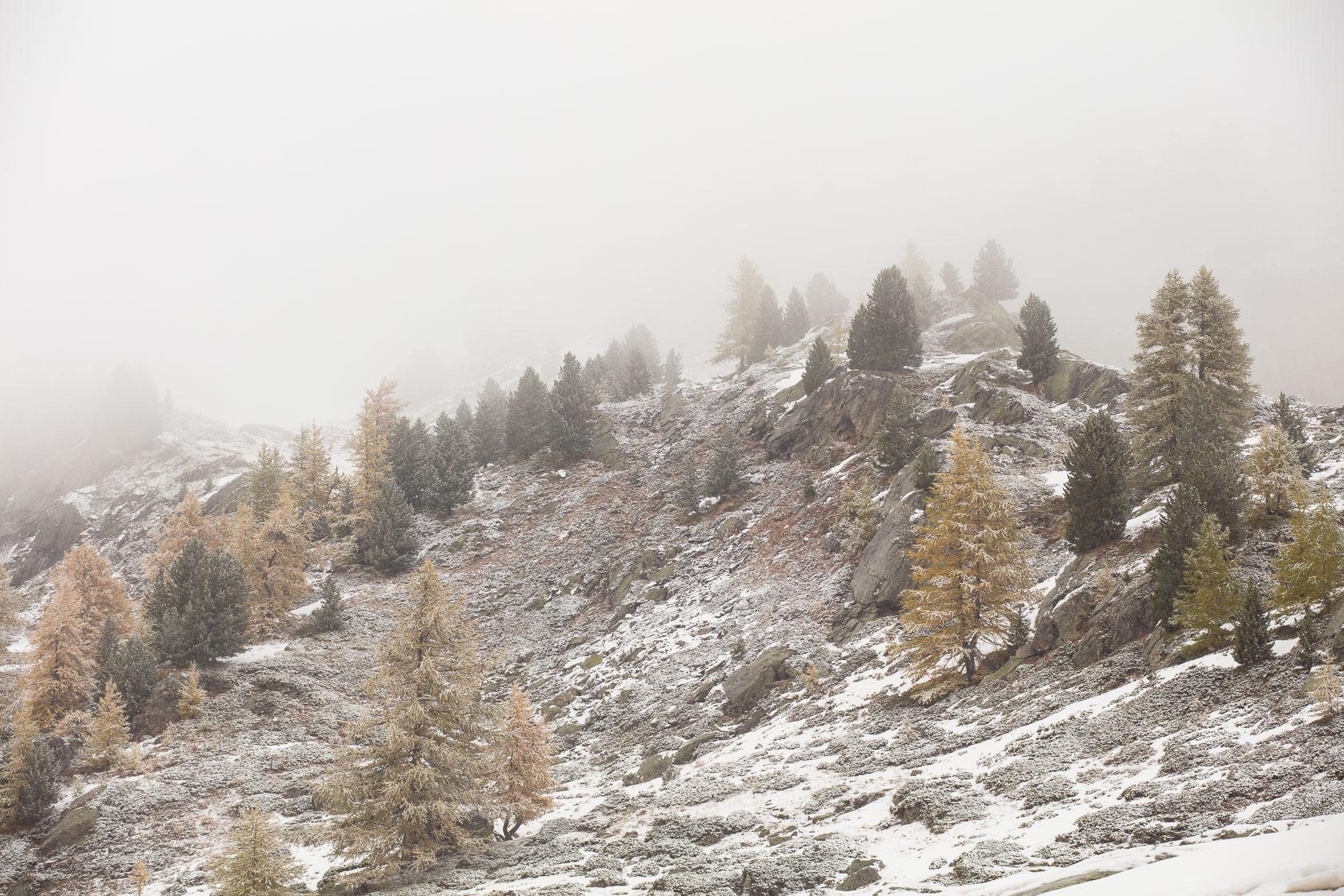 vallée de Névache, dans les Hautes Alpes